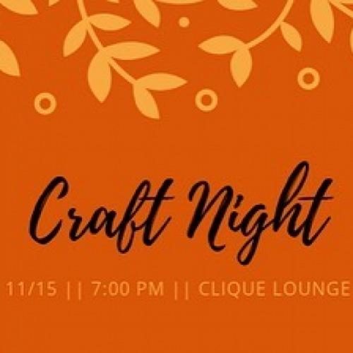 Just a reminder about our craft night coming up this Thursday night!! We will be partnering with @crownedsparrowco to create a fun, fall craft! There are limited spots available so make sure to grab your spot before they're all gone. The link is provided on Active Building!